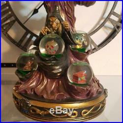 Disney Snow White Witch Evil Queen Snow globe Snowdomes