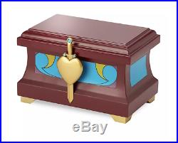 Disney Snow White and the Seven Dwarfs Evil Queen Heart Box Prop Home Decor