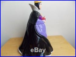 Disney Snow Whites Evil Queen Cookie Jar