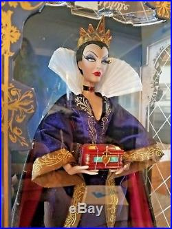 Disney Store Evil Queen Snow White 17 Limited Edition Doll