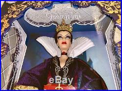 Disney Store Evil Queen Snow White 17 Limited Edition Doll Only 4000 New