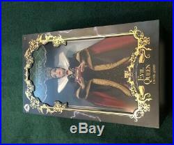 Disney Store Limited Edition Evil Queen Doll Snow White