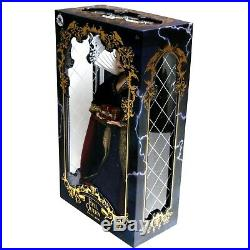 Disney Store Limited Edition Evil Queen Snow White and the Seven Dwarfs Doll