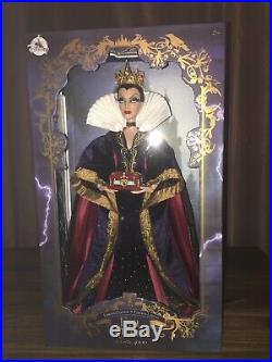 Disney Store Snow White Evil Queen Limited Edition Doll