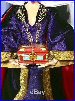 Disney Store Snow White (Evil Queen) Limited Edition Doll 17