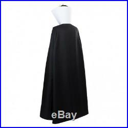 Disney The Snow White Evil Queen Purple Dress Cosplay Costume Outfit Gown Cloak