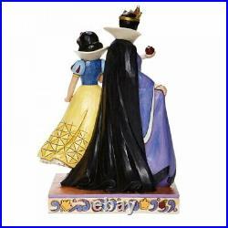 Disney Traditions Snow White & Evil Queen Evil & Innocence Figurine 6008067 New