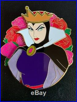 Disney Villain Snow White Evil Queen POP Fantasy Pin LE 50 New Dream Team