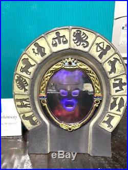 Disney WDCC Snow White Evil Queen Magic Mirror FigWhat Wouldst Thou Know