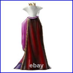 Enesco Disney Showcase 4046623 Couture de Force EVIL QUEEN Masquerade Figurine