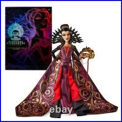 Evil Queen Disney Designer Doll Midnight Masquerade In Hand Snow White IN BOX