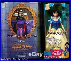 Evil Queen Doll Great Villains My Favorite Fairytale Princess Snow White G Lot