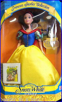 Evil Queen Doll Great Villains Snow White and the Seven Dwarfs & 7 Disney Lot 9