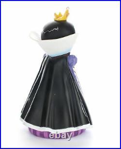 Evil Queen Figurine Disney Snow White The World of Miss Mindy 10 Lit Figurine