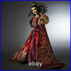 Evil Queen Limited Edition Doll Disney Designer Midnight Masquerade IN HAND