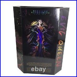 Evil Queen Limited Edition Doll Disney Designer Midnight Masquerade Limited Run