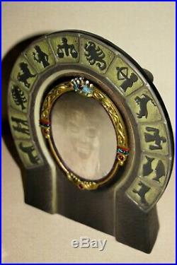 Evil Queen Magic Mirror (Snow White) WDCC Event 2005 RARE Face NIB #1141/5000