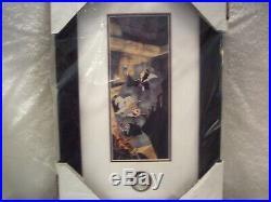 Evil Queen Metamorphosis Framed Pin Set LE100 Disney Journey Thru Time Pin Event