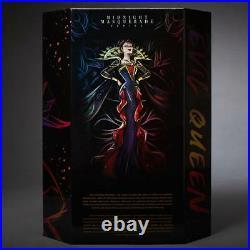 Evil Queen Midnight Masquerade Disney Designer Snow White Doll LE