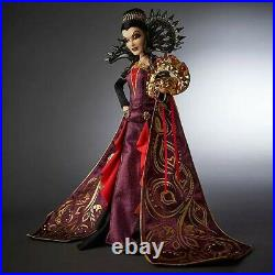 Evil Queen Midnight Masquerade Disney Designer Snow White Doll LE 5000