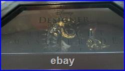 Evil Queen Midnight Masquerade Disney Designer Snow White Doll LE In Hand