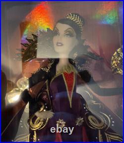 Evil Queen Midnight Masquerade Disney Limited Edition Designer Doll Snow White