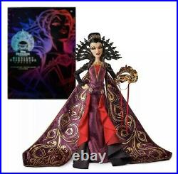 Evil Queen' (Snow White) Disney Designer Midnight Masquerade Villains Series