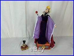 Evil Queen Snow White Sideshow Collectibles Premium Format Exclusive Statue