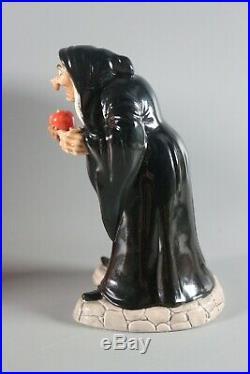 Evil Queen Take The Apple Dearie Royal Doulton Sw 30 Snow White Disney