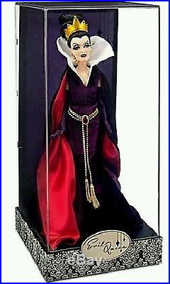 Evil queen disney Villains doll Designer Collection snow white biancaneve strega