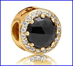 Genuine PANDORA Disney Snow White Evil Queen's Charm 14K Gold Vermeil 797487NCK