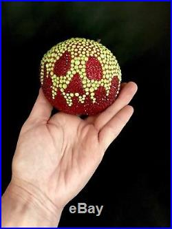 Genuine Swarovski Disney Snow White Evil Queen Poison Apple