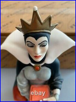 Giuseppe Armani Evil Queen #1510C Disney Collection SNOW WHITE