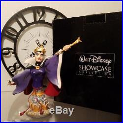 Grand jester Studios Evil Queen Bust Wdcc Snow white rare Sideshow LE300 Disney