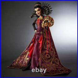 IN HAND! Evil Queen LE Disney Designer Collection Midnight Masquerade 12 Doll
