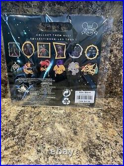 IN HAND Evil Queen Midnight Masquerade Designer Snow White Doll LE + Pin Set