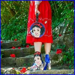 Irregular Choice Disney Princess Still The Fairest Queen Evil Snow White Bag New