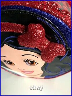 Irregular Choice Snow White Evil Queen Round Bag Handbag Kitsch Disney Villain