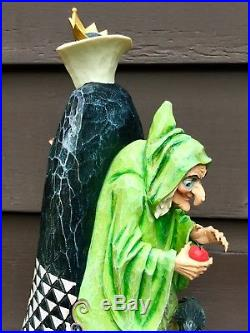 Jim Shore Disney Traditions Wicked #4005218 Evil Queen from Snow White 11T