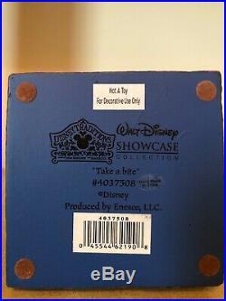 Jim Shore Old Hag Take A Bite Snow White Evil Queen Disney Tradition No Box