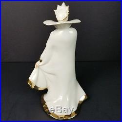 Lenox Snow White Evil Queen EMPRESS OF EVIL Disney Showcase Collection #2550