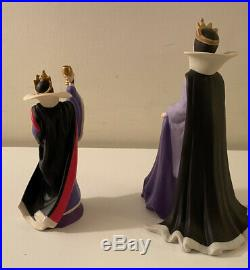 Lot Of Snow White Evil Queen Collectibles