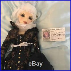 MDCC 2017 Bo Bergemann Snow White EVIL Wicked QUEEN OOAK Centerpiece Doll BJD
