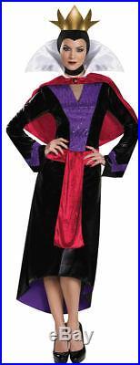 Morris Costumes Women's Disney Snow White Evil Queen Costume 12-14. DG85702E