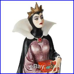 NEW DISNEY EVIL QUEEN SNOW WHITE Figure by Giuseppe Armani Arribas Brothers