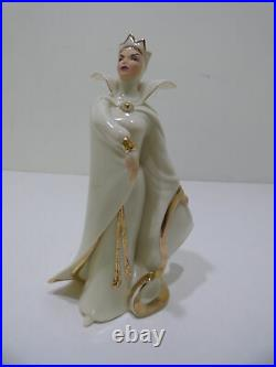 NEW Lenox Disney Showcase Collection The Empress of Evil, Snow White Evil Queen