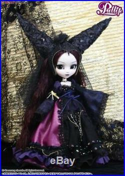 NEW Pullip Midnight Velvet Snow White Evil Queen Series Gothic Doll Groove Japan