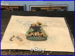 New Disney Resort Animation Sketches Limited Edition Pin Set Evil Queen Le 2001
