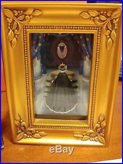 Olszewski Gallery of Light Snow White Evil Queen At The Mirror