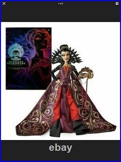 PREORDER Evil Queen Midnight Masquerade Disney Designer Snow White Doll LE